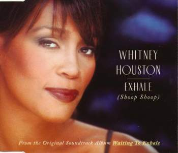 HOUSTON, WHITNEY - Exhale - CD Maxi