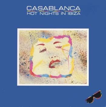 CASABLANCA - Hot Nights In Ibiza - Maxi x 1
