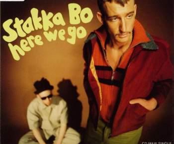 BO, STAKKA - Here We Go - CD Maxi