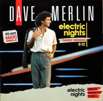 MERLIN, DAVE - Electric Nights - Maxi x 1