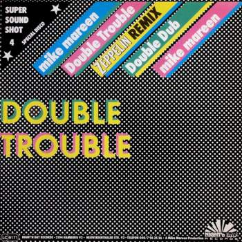 MAREEN, MIKE - Double Trouble - Maxi x 1