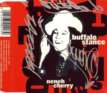 CHERRY, NENEH - Buffalo Stance - MCD