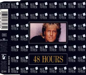 BLUE SYSTEM - 48 Hours - CD Maxi