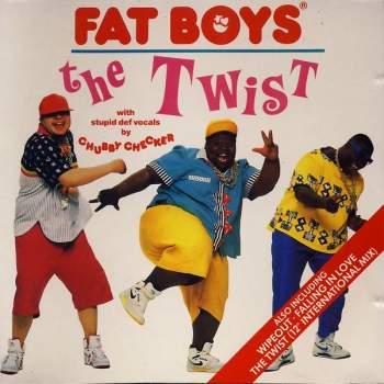 FAT BOYS - The Twist - CD Maxi