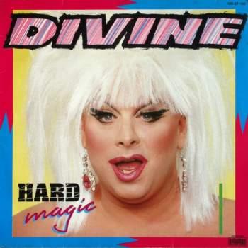 DIVINE - Hard Magic - Maxi x 1
