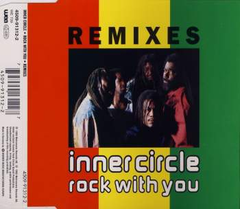 INNER CIRCLE - Rock With You - CD Maxi
